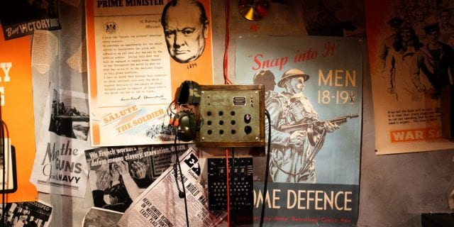 The Bletchley – An Immersive WW2 Bar Joins Bloc