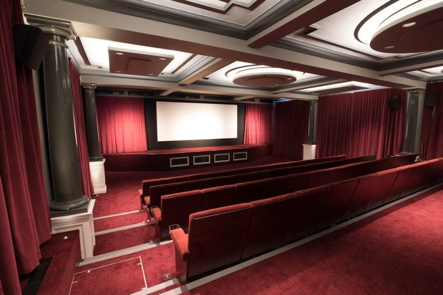 Cinema in The Fellowship and Star