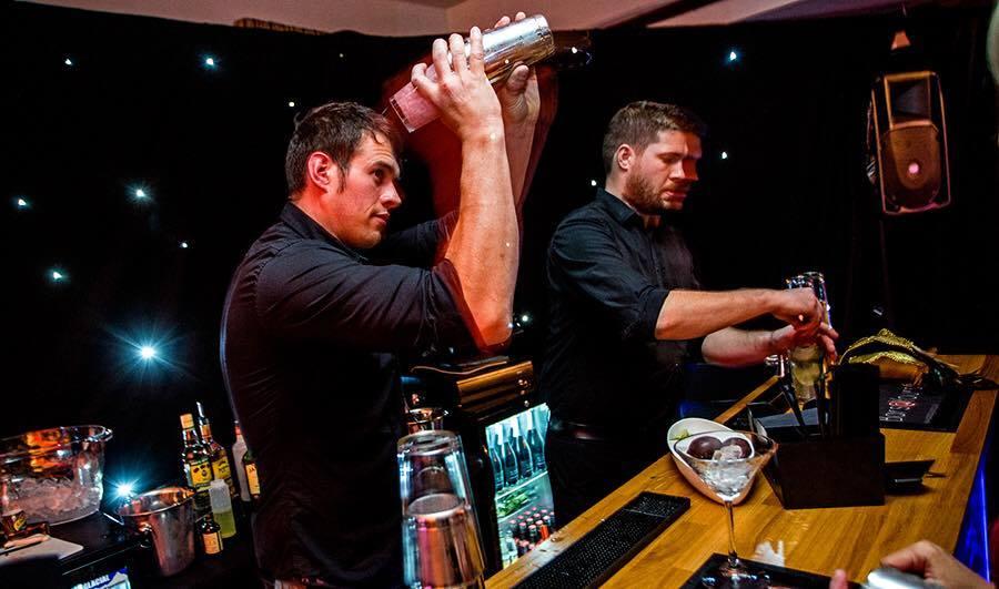 Trained Bar Staff