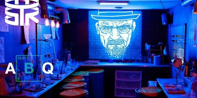 ABQ London – Immersive Molecular Bar Joins Bloc