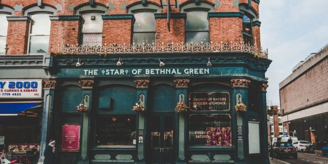 The Star of Bethnal Green Joins Bloc