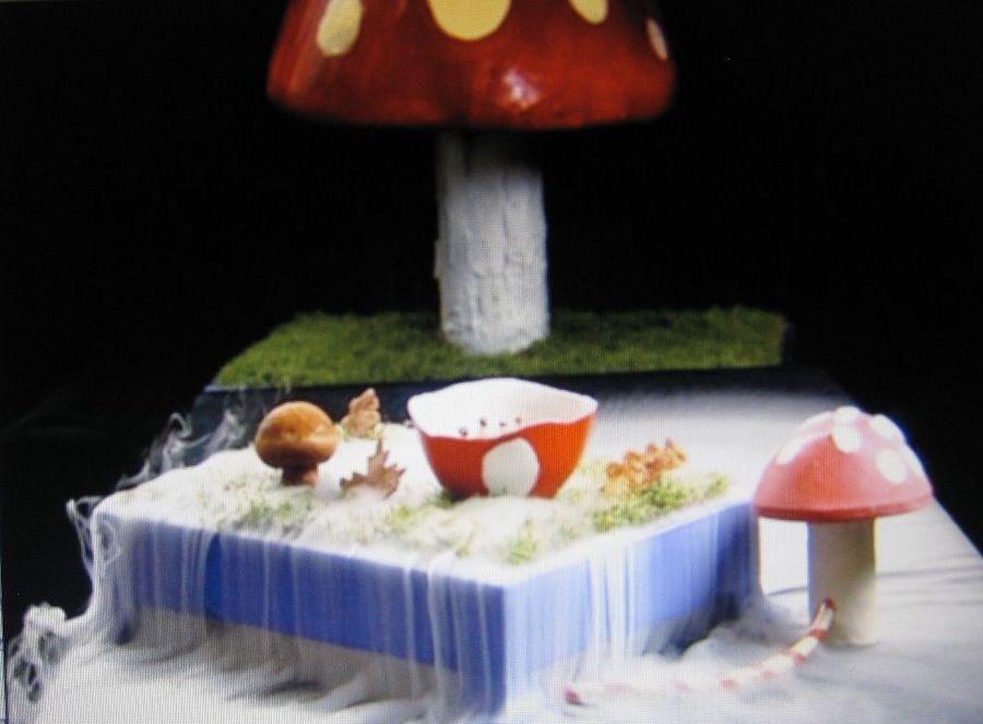 Heston Blumenthal experimental food