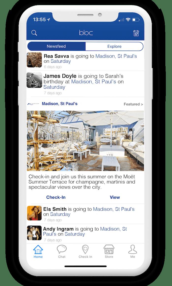 Bloc Online Marketing for Restaurants