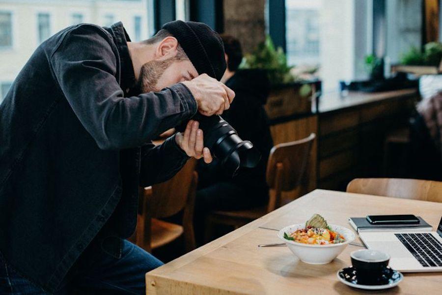 Content restaurant marketing