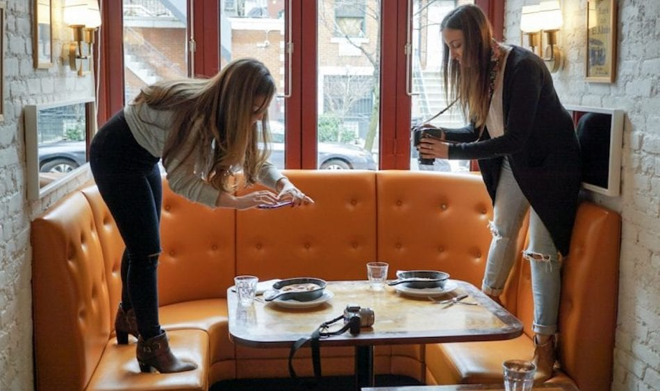 Restaurant influencers