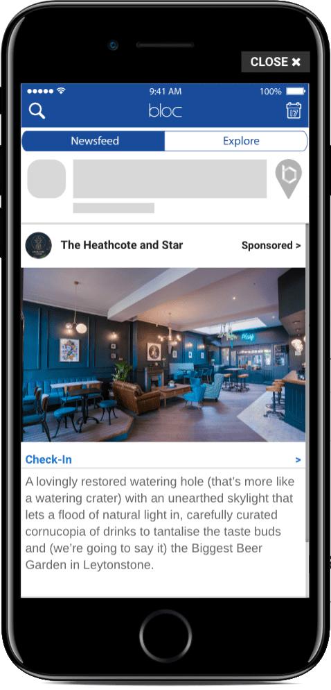 The Heathcote and Star
