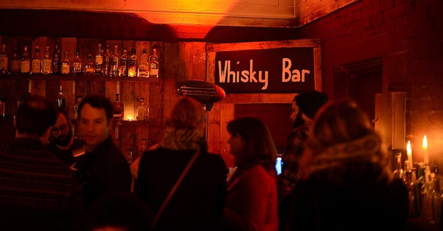 Bar Culture Whiskey Bar