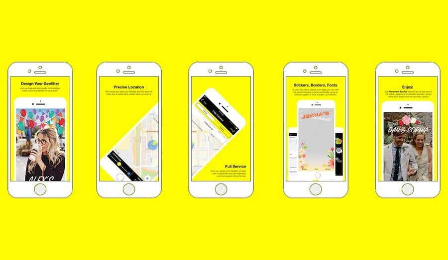 Snapchat Geo-filter