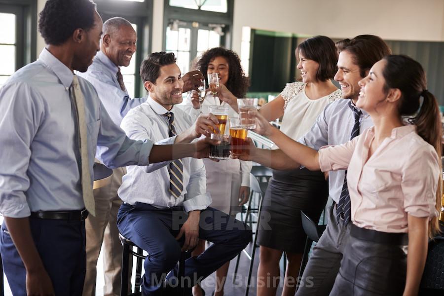 Drink meeting