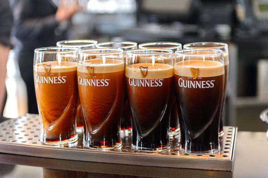 Guinness tour dublin