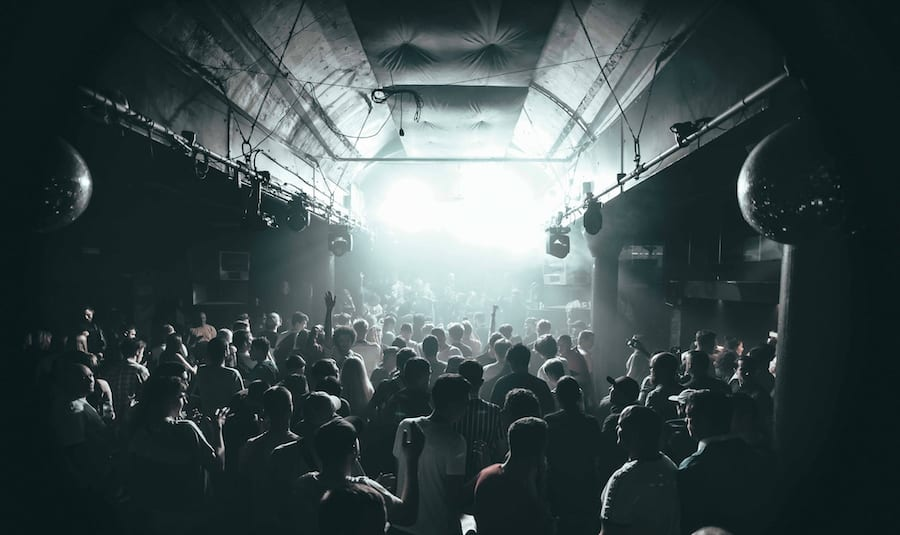 Online marketing for nightclubs