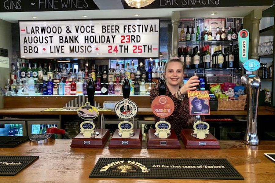 Pub Marketing Beer Festival