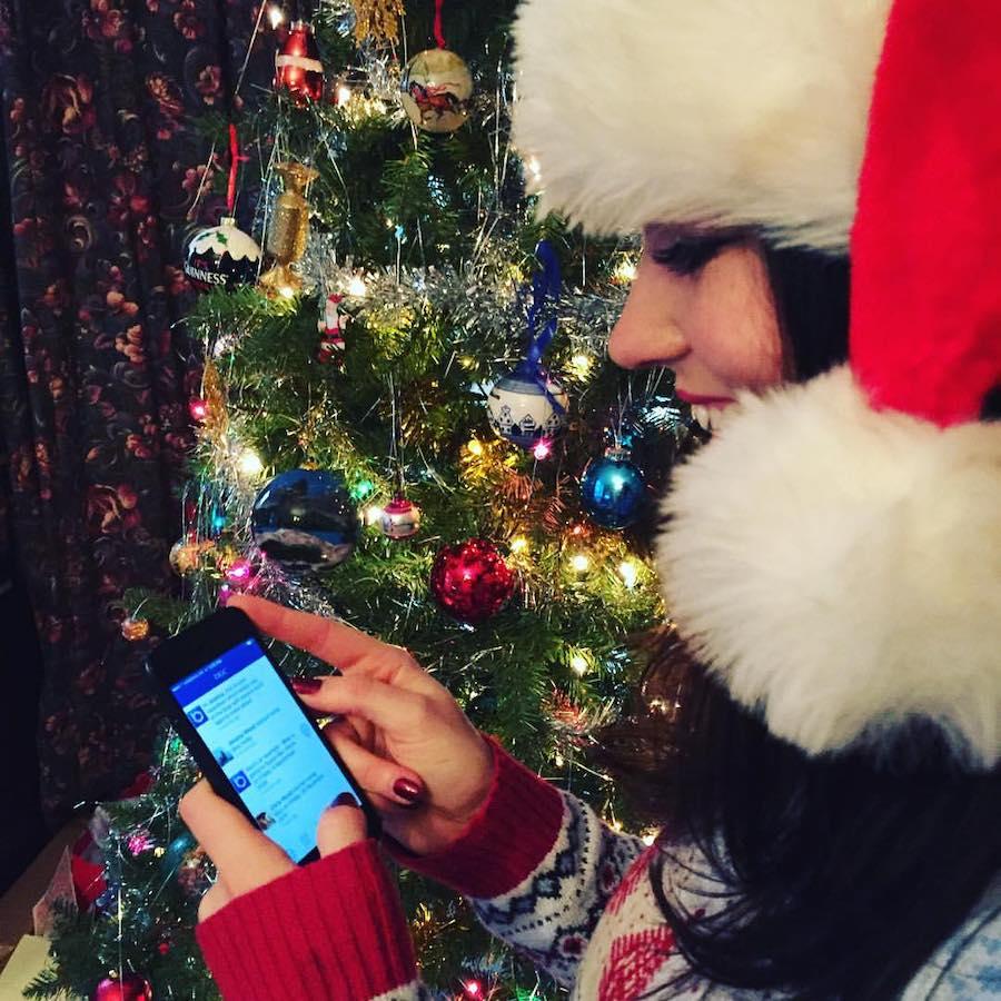 Bloc at Christmas