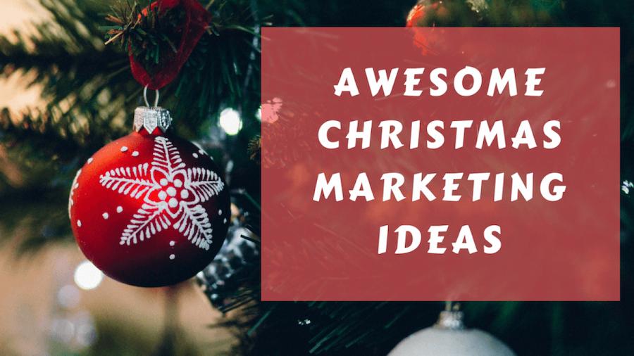Christmas Marketing Ideas for Venues