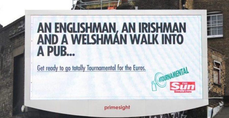 Pub Marketing Billboards