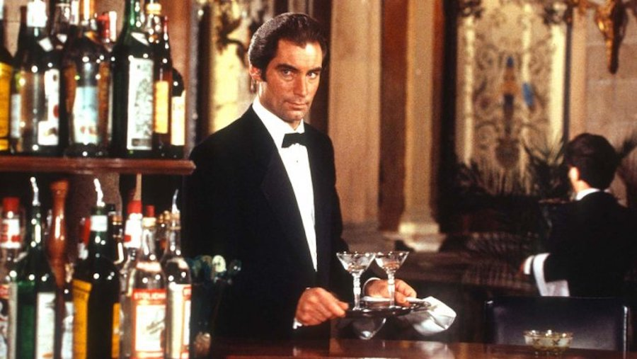 Spy in Bar