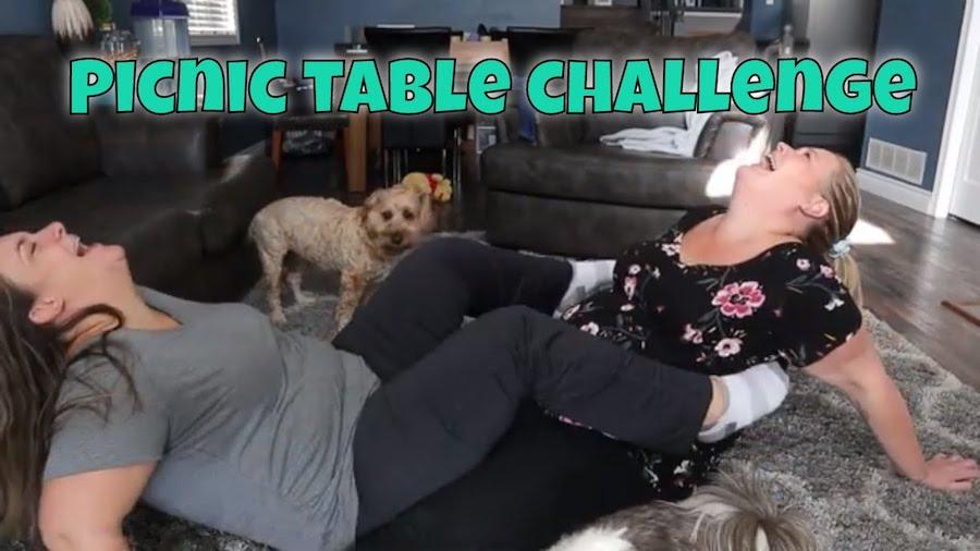 Tik Tok Table Challenge