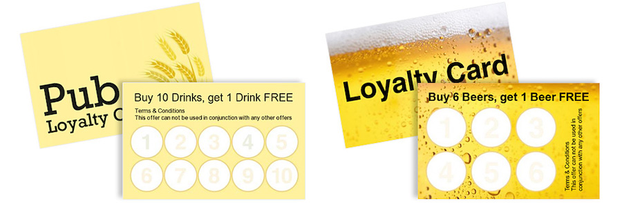 Pub Loyalty Program