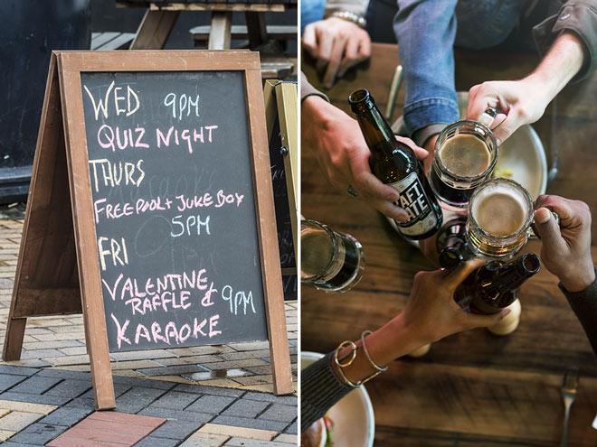 Bar Marketing Themed Nights