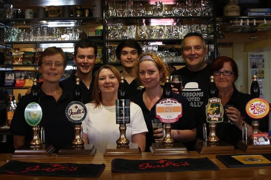 Pub Marketing Staff