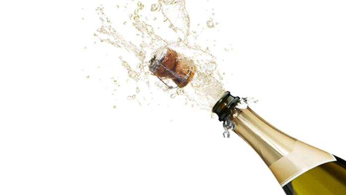 Winning Champagne