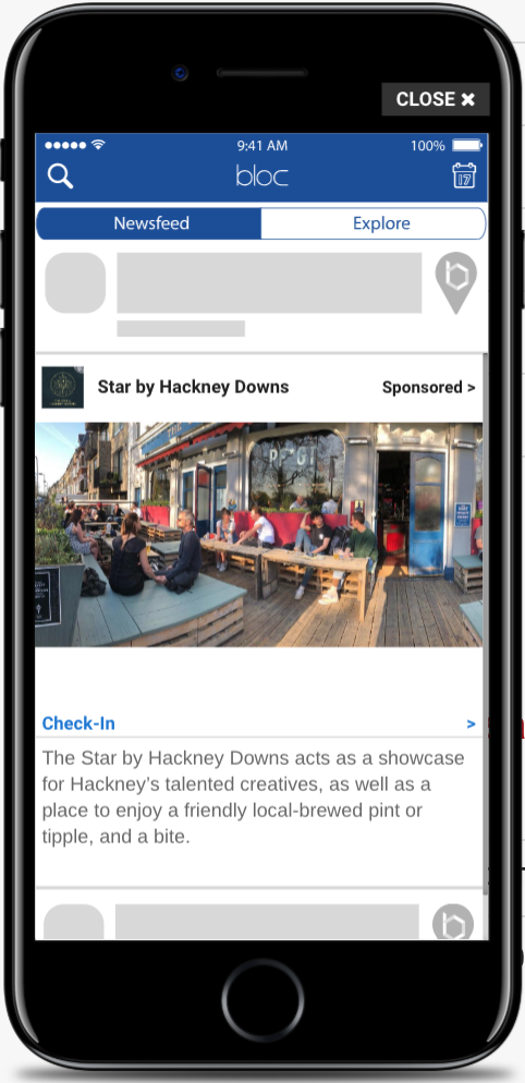 Star by Hackney Downs