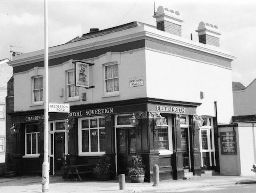 The Royal Sovereign Pub