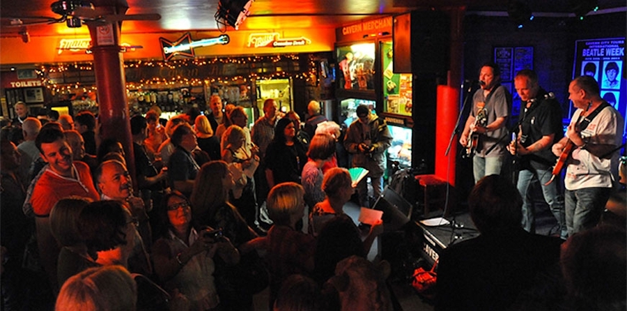 Live music in pubs