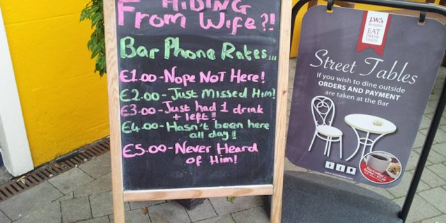 10 Simple and Effective Pub Advertisement Ideas For Pubs & Bars