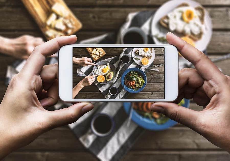 Restaurant Instagrammers