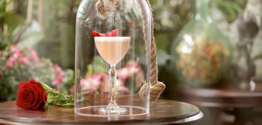 Unique drinks in bars