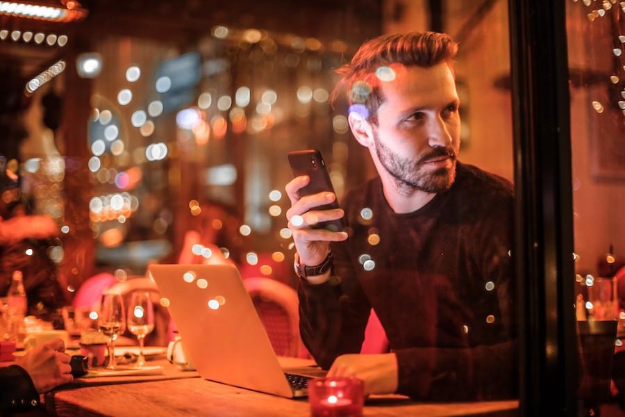 Digital bar marketing strategy