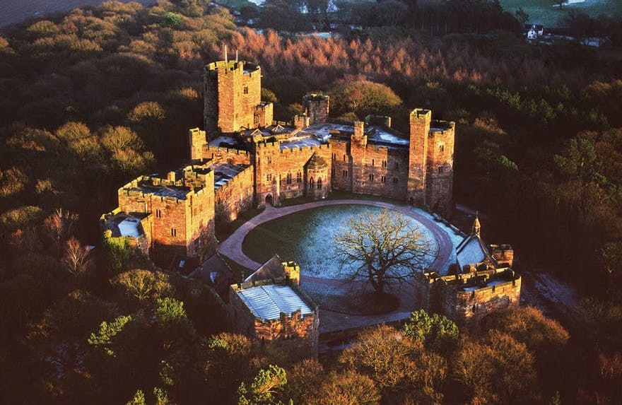 Peckforton Castle Cheshire