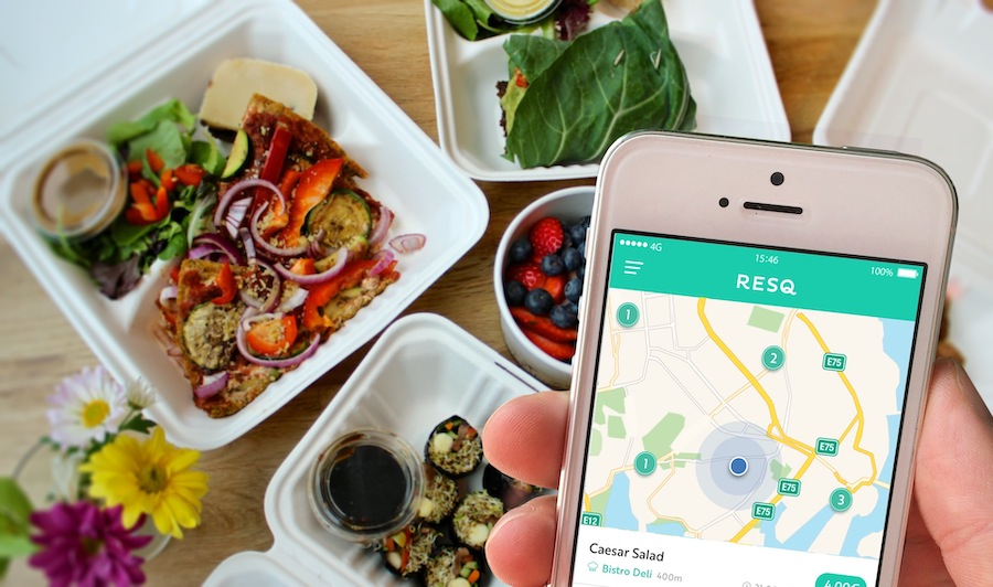 Food waste apps