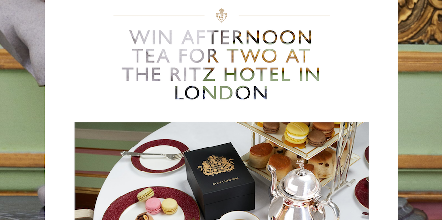 The Ritz competition