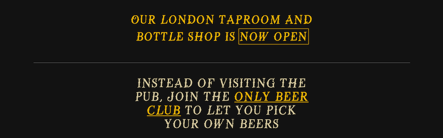London Taproom