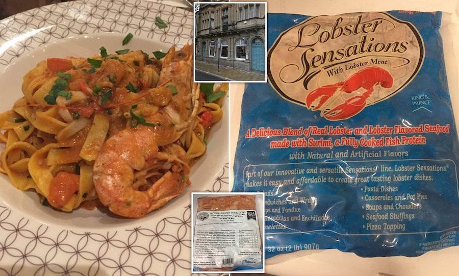 Ask Italian Lobster