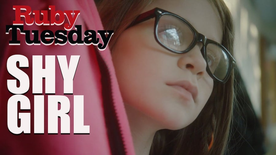 Ruby Tuesday's Shy Girl