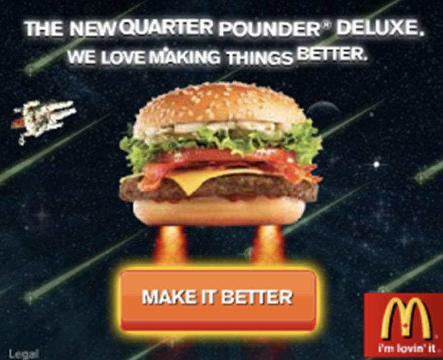 Make It Better Mcdonalds Ad