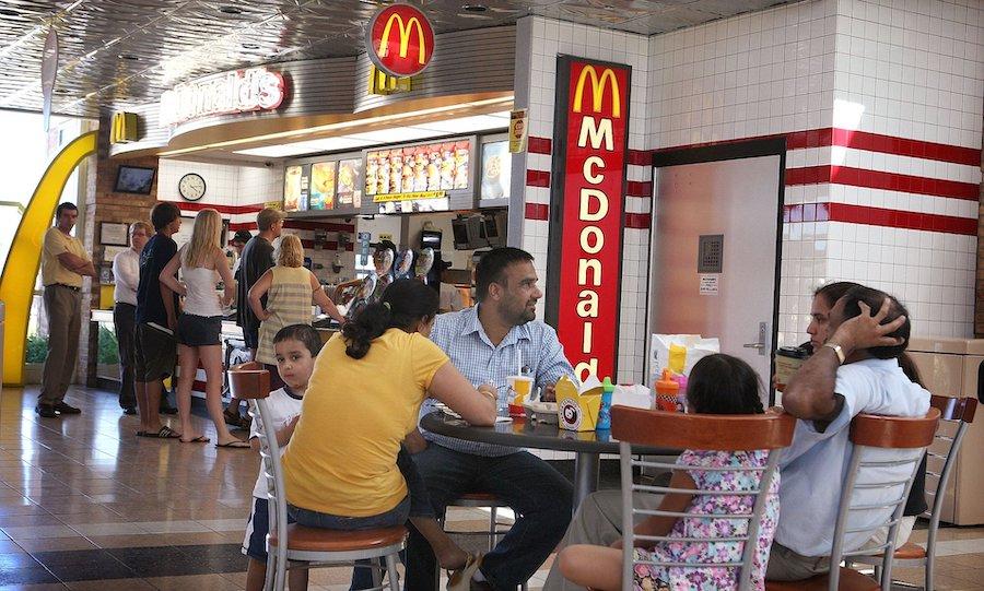 Fast food marketing strategy plan
