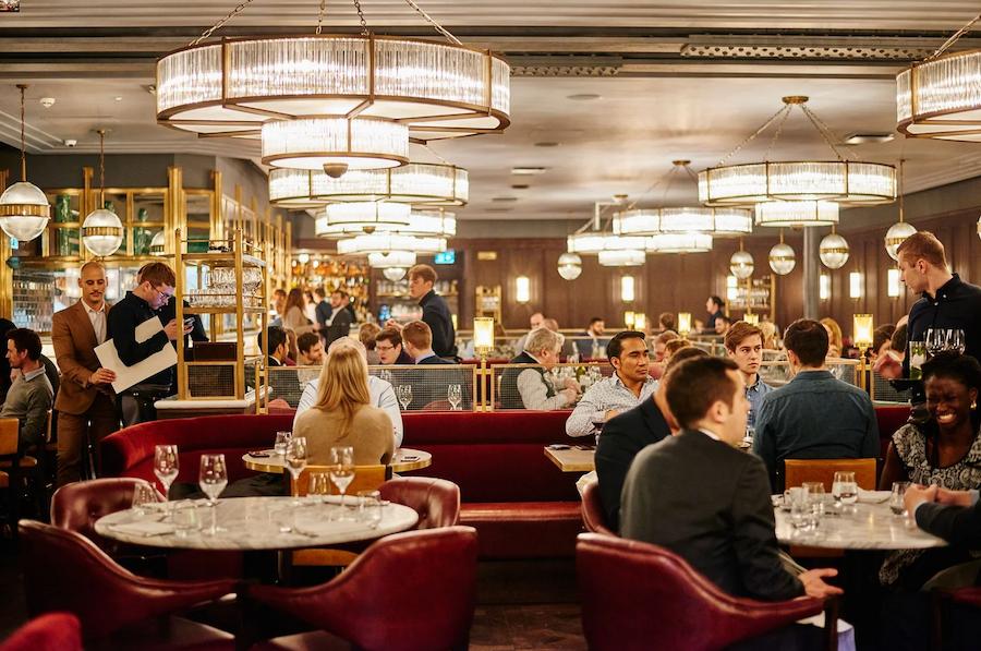 Fine dining restaurant marketing strategy plan