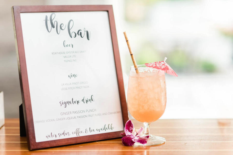 Signature cocktail to increase nightclub sales