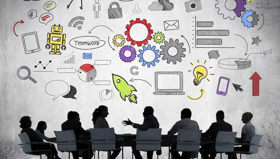 Social media marketing for venues