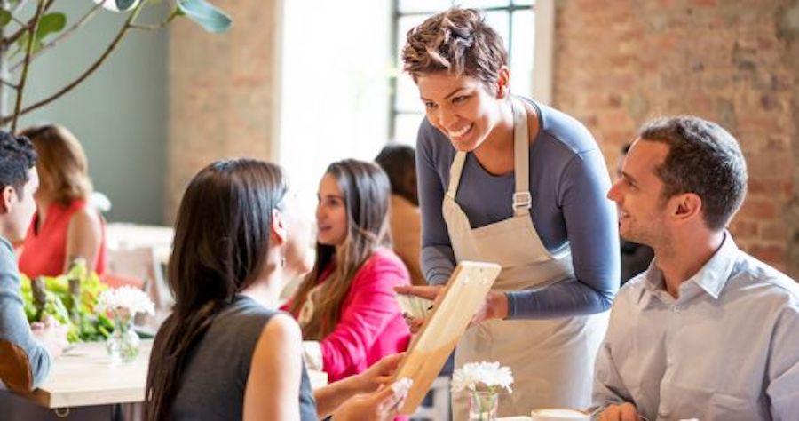 Restaurant customer service