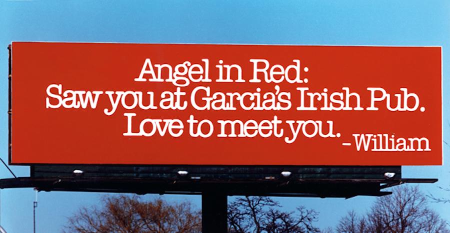 Pub billboard ad