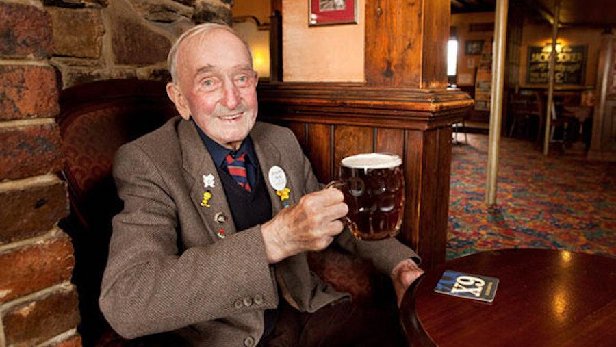 Pensioner pub