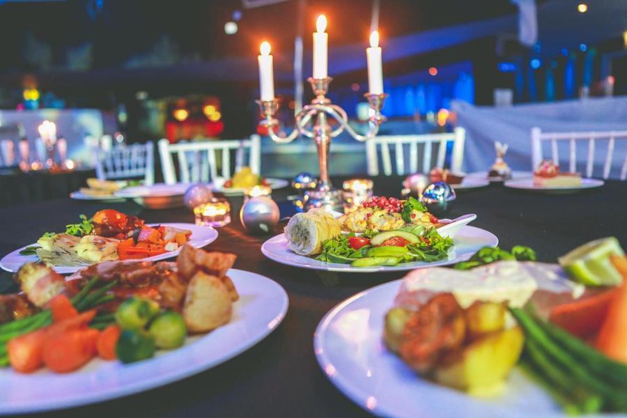 Nightclub food
