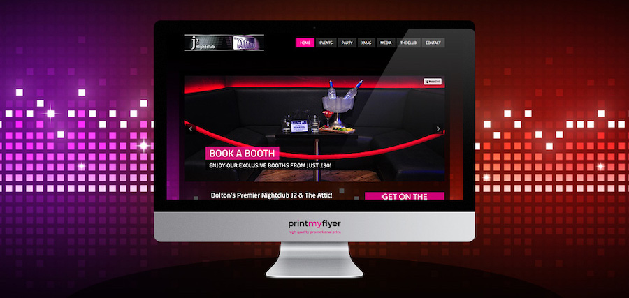 Do you need a nightclub website?