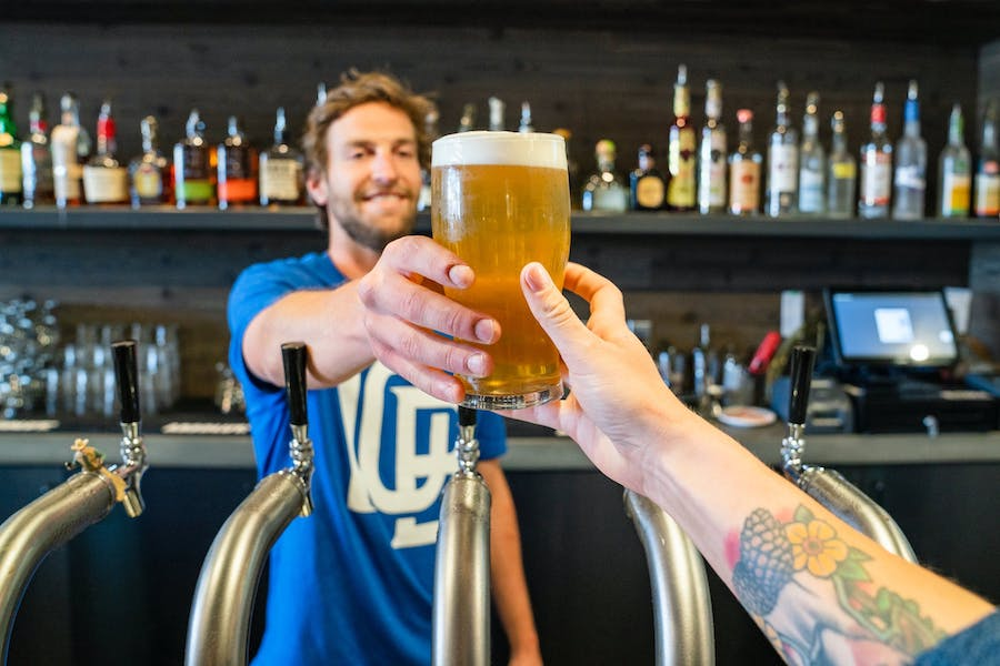 Use staff to increase bar sales
