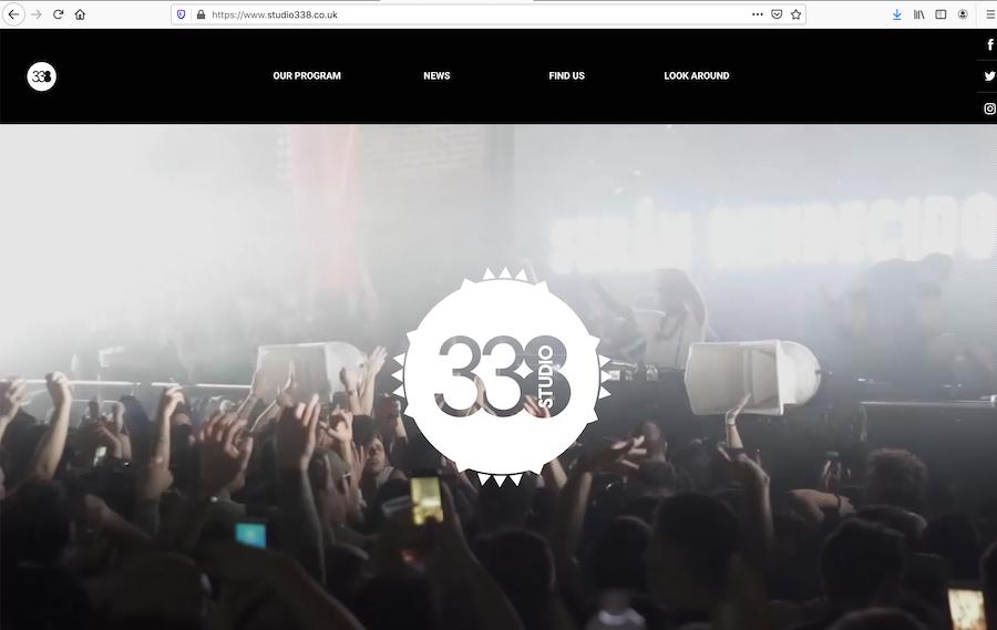 Bar marketing plan website